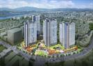 천호동 재래시장·집창촌 자리 40층 주상복합단지로 변신