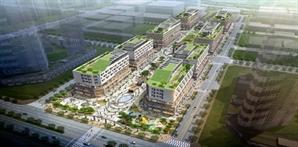 전실 복층형 특화설계 눈길호반건설 '아브뉴프랑 센트럴' 오피스텔 분양