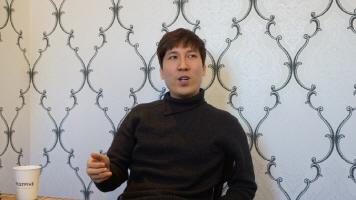 """[블록체인 프론티어]김서준 """"한국, 블록체인 세계 선두될 기회 있다"""""""
