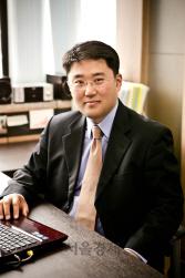 강준 지지자산운용 신임 대표 취임