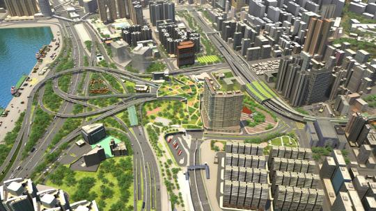 SK건설, 홍콩 도로공사 사업 수주