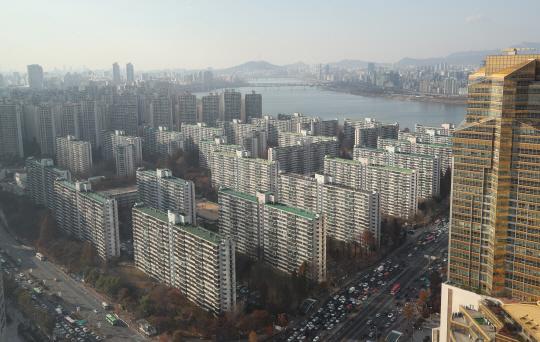 '고공행진' 서울 아파트값…상승률 8.2대책 이전으로 복귀