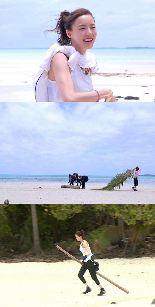 '정글의 법칙' 이다희, 김병만도 감탄한 차도녀의 반전 매력