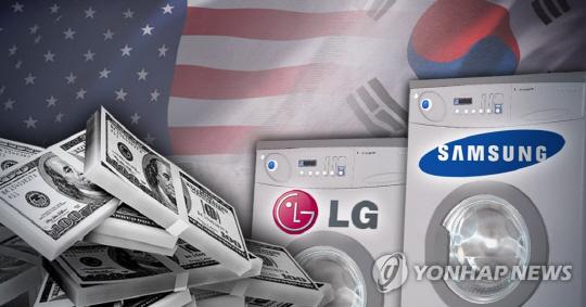 WTO 세탁기 분쟁 승소 한국, 미국에 보복 관세 적용 추진 '미국의 판정 불이행에 따른것'