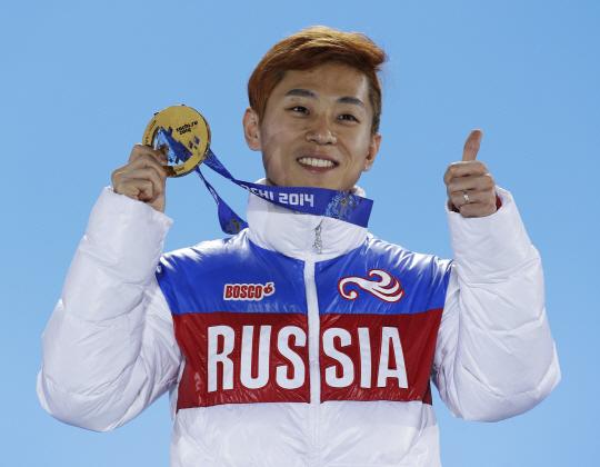 다시 날 세운 빅토르 안?…유럽선수권서 '은빛 부활'
