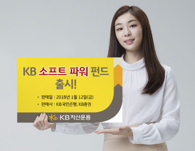 [머니+ 베스트컬렉션] KB자산운용 'KB소프트파워펀드'