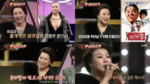 '토크몬' 정영주, 파격 삭발 패션-심형래와 에피소드 '연일 화제'