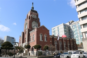 [역사의 향기/근대문화유산] <24> 천도교 중앙대교당