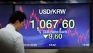 [환율마감] '인플레 공포' 벗은 금융시장...환율 다시 1,060원대로