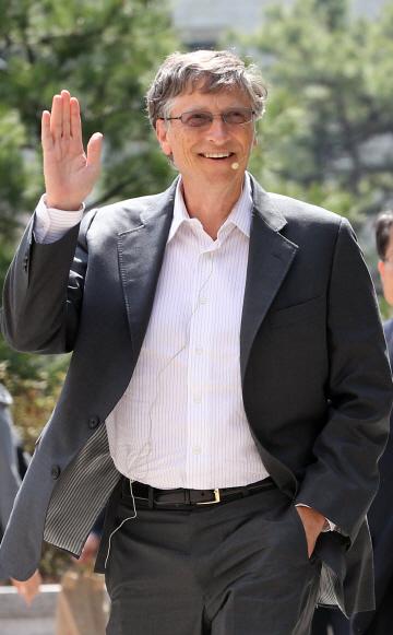 빌 게이츠 '암호화폐 장기투자자들 극도로 위험하다'