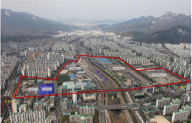 서울시, 국내외 유명건축가 초청 '창동·상계 창업단지' 설계 공모