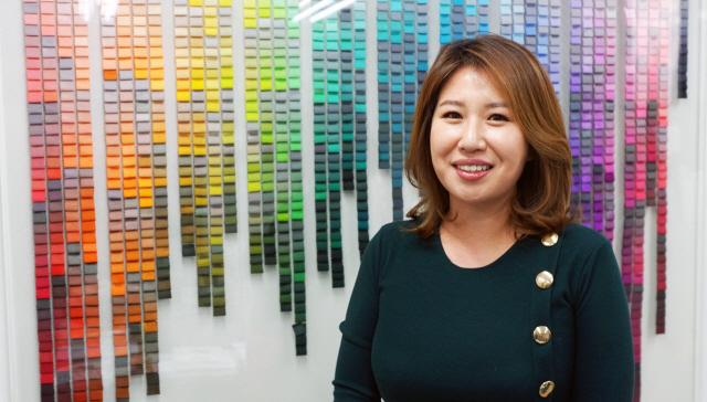 '퍼스널 컬러' 찾아주는 컨설턴트, 그녀의 '예쁜' 이야기