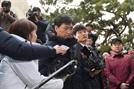검찰, '안희정 성폭행 의혹' 두 번째 고소인 조사 마쳐