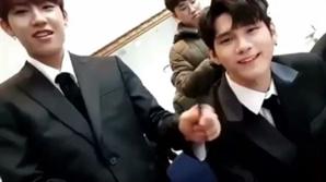 워너원 방송사고, 강다니엘-박지훈-옹성우-하성운 '뭐라고 했길래'