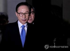 '구속' MB, 서울동부구치소 3평 독방 생활…설거지도 스스로