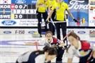 '팀 킴' 여자컬링, 세계선수권 한일전 9-5로 승리