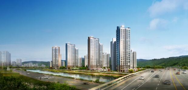 완성형 도시 남양주 별내지구의 막바지 분양 '우미린 2차' 관심