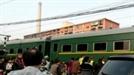 [영상] 김정은 방중? '달리는 요새' 북한 1호열차 중국서 찍힌장면 보니