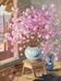 [조상인의 예(藝)-<55>변월룡 '진달래']아련한 연분홍 꽃잎...사무쳤던 고국의 봄을 그리다