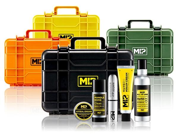 남자 기능성 화장품 브랜드 미프(MIP), 4월 '프로텍트 프로모션' 행사