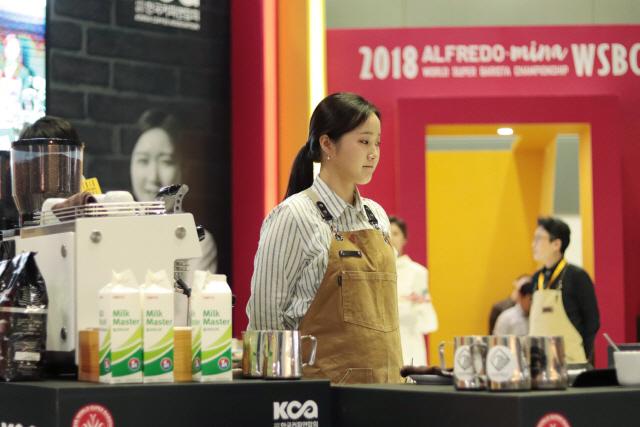 WSBC 3연패 박수혜 바리스타 '하루 30잔 이상 맹연습…밀양 커피거리 만들고파'