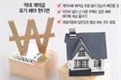[머니+ 부동산 Q&A]계약 직후 떨어진 집값...억대 계약금 무조건 포기해야 할까