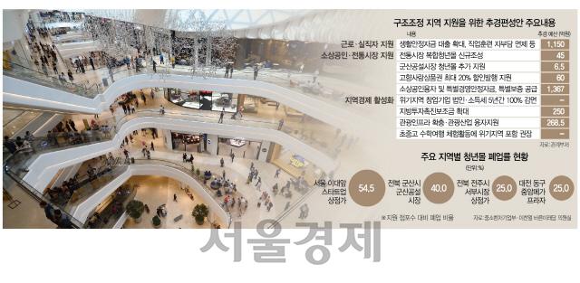 [뒷북경제] 지역경제 살린다면서...'청년몰'은 되고 대형쇼핑몰은 안되고