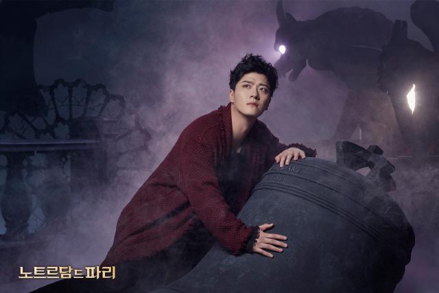 [공식] 윤형렬, 뮤지컬 '노트르담 드 파리' 출연…'10주년 함께해 영광'