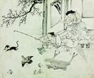 [조상인의 예(藝)-<58>김득신 '야묘도추']병아리 물어가는 들고양이...스냅사진처럼 생생한 '봄날의 소동'