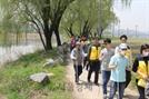 시각 장애인들 봄 나들이 함께 한 CJ대한통운 건설 부문 임직원들