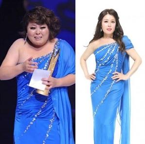"""홍지민 다이어트 대성공 """"신기하기만 하다. 같은 옷 다른 사람"""""""