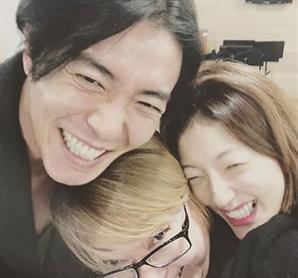 """김재욱-이엘과 다정한 투샷 """"이젠 가족같은, 사랑하는 사람"""""""