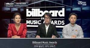 """'빌보드 생중계' 어디서? 엠넷, 티빙, V앱 """"방탄소년단 2년 연속 수상 가능성 높아"""" 안현모"""