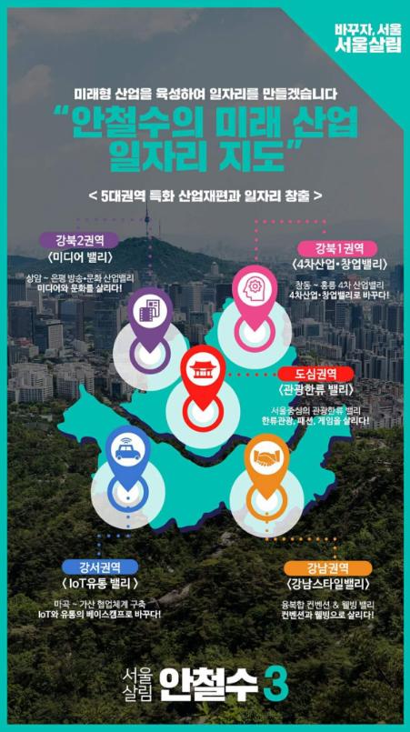 [디센터 萬華鏡①]안철수 서울시장 후보 '지역코인은 빛 좋은 개살구'