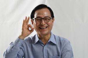 [디센터 萬華鏡③]박상돈 천안시장 후보 '지역코인 연연 안돼...블록체인 생태계 발전 중요'