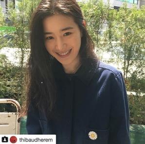 """정은채, 김C→김제동이 반한 미모 """"전지현만큼 비현실적"""""""