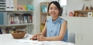 """유혜림 디자인플레이하우스 대표 """"한글, 놀이로 배워야 창의력도 길러요"""""""