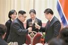 김정은, 이제는 외교에 집중? 공개활동 분석해봤더니