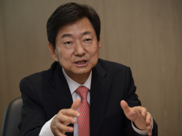 허경구 초대 KIND 사장 '지분 10~30% 직접투자…해외개발사업 마중물 될 것'