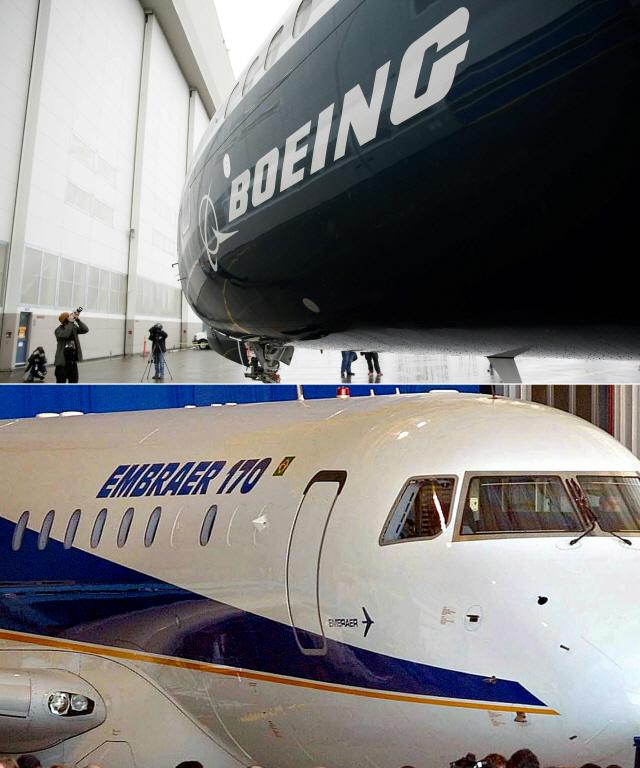보잉, 브라질 제조업체와 합작...에어버스와 중소 항공기서 격돌