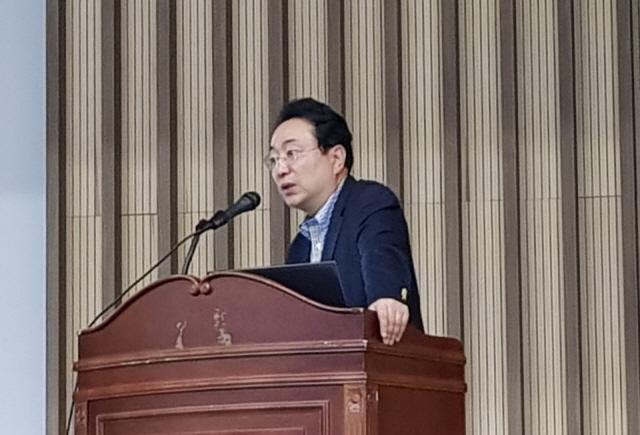 """하태형 블록체인학회 위원장 """"ICO 정보비대칭 심각, 학회평가로 격차 줄일 것'"""