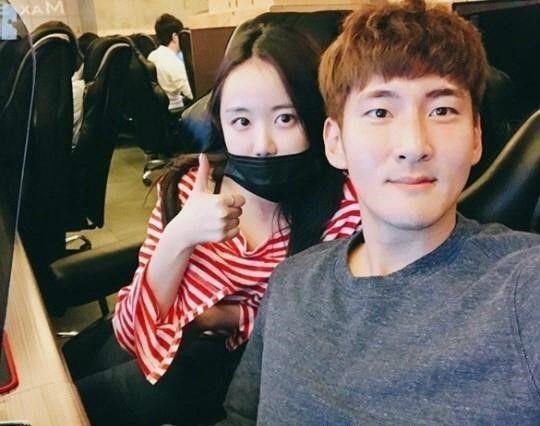 김영찬 누구? 이경규 딸 이예림과 열애 중인 '훈남 축구 유망주'