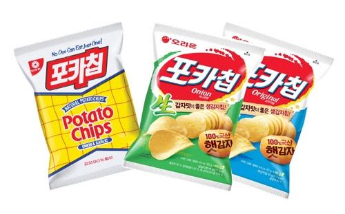 '포카칩' 30년간 17억봉지 팔려