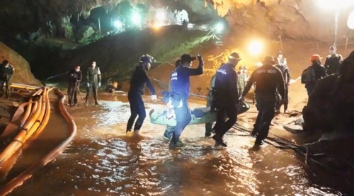 태국 유소년 축구팀 구조된 '탐루엉 동굴' 박물관으로 탈바꿈한다