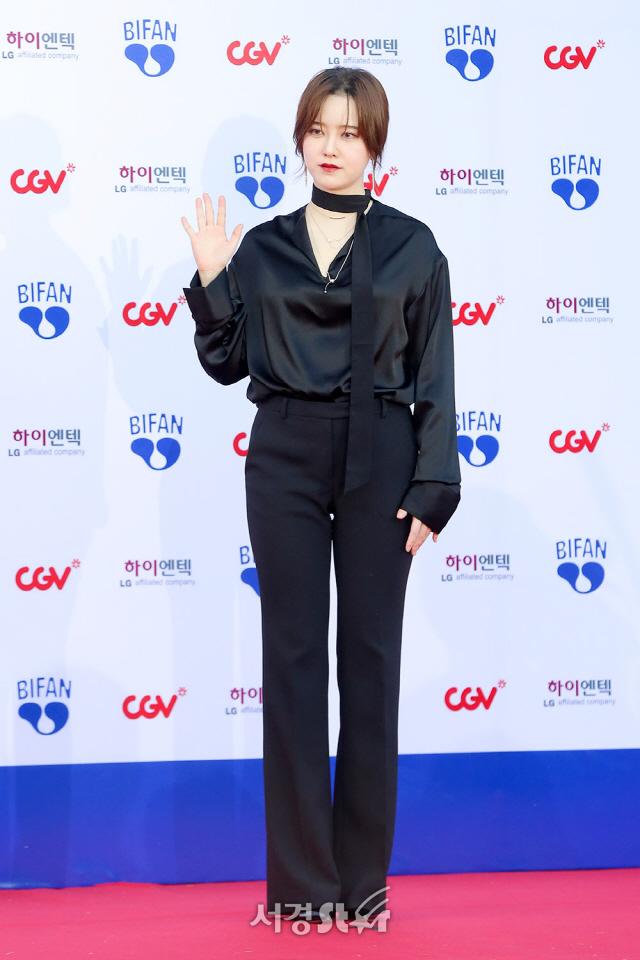 구혜선, '영화제 참석한 구감독님' (BIFAN)