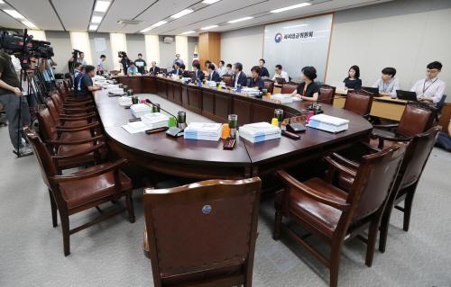 최저임금 14차 전원회의 개최…사용자위원 전원불참