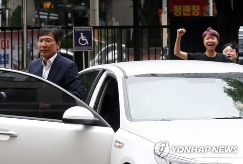 안희정 재판 '김지은 '내 사장은 내가 지킨다'고 말했다' 증언 나와