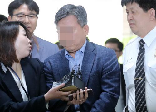 '노조와해 의혹' 삼성전자서비스 전무 측 '법리 다툴 것'