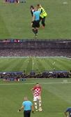 프랑스-크로아티아 월드컵 결승전 관중난입, 카메라도 관심 안 갖는 이유