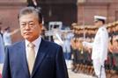 文대통령 지지율 61.7% '최대폭 하락'…자영업 지지층 이탈